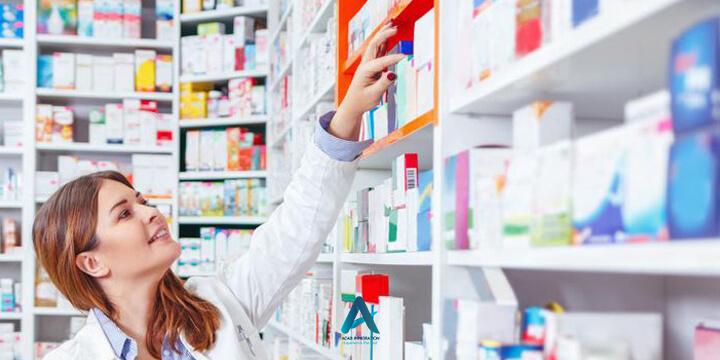 تحصیل داروسازی سوئد