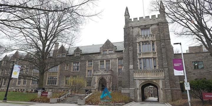 دانشگاه مک مستر   ساختمان دانشگاه
