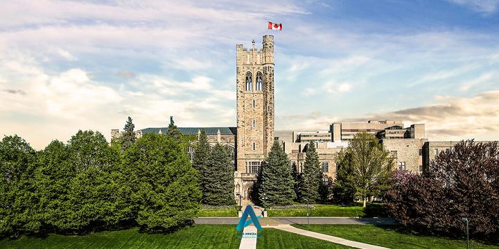دانشگاه وسترن انتاریو کانادا