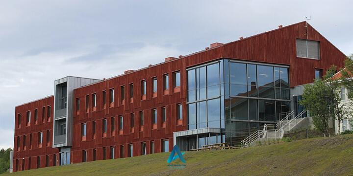 دانشگاه قطب شمال نروژ (Universitetet i Tromsø)
