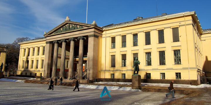 دانشگاه اسلو (University of Oslo)