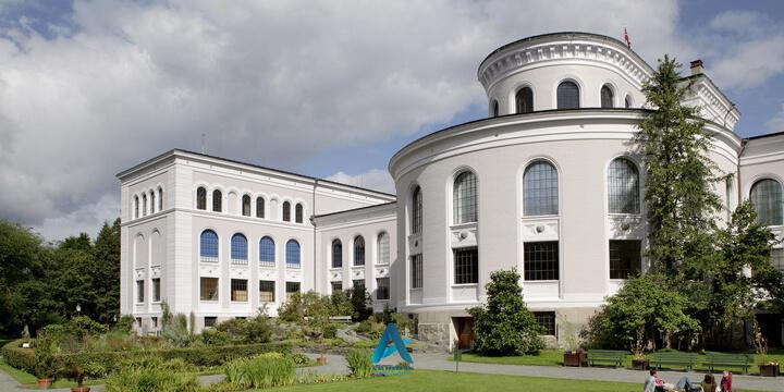 دانشگاه برگن نروژ (University of Bergen)