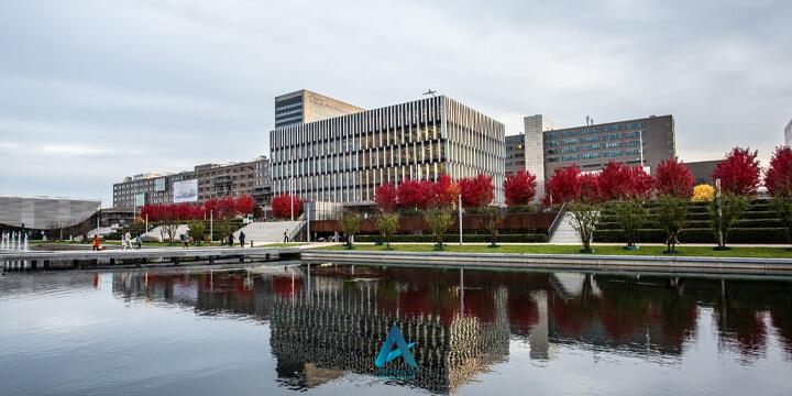 دانشگاه اراسموس روتردام (Erasmus University Rotterdam)