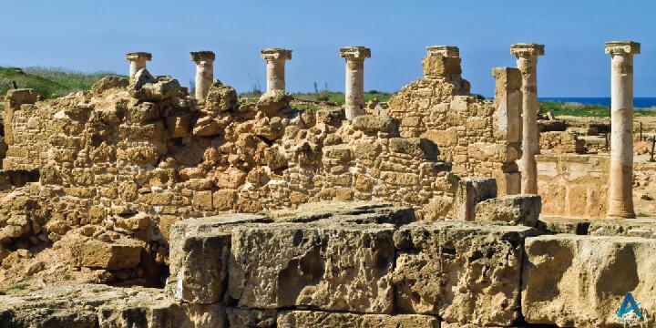 پارک باستان شناسی کاتو پافوس