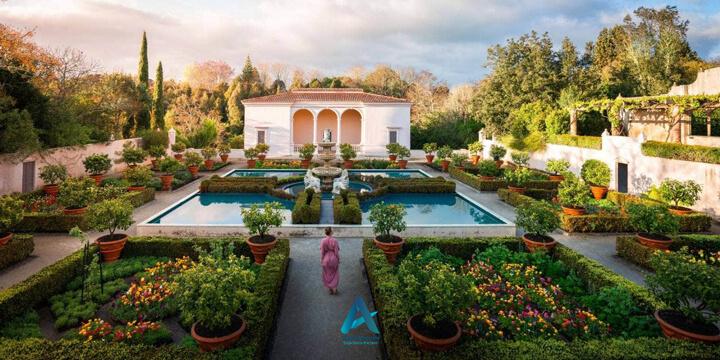 باغ های همیلتون