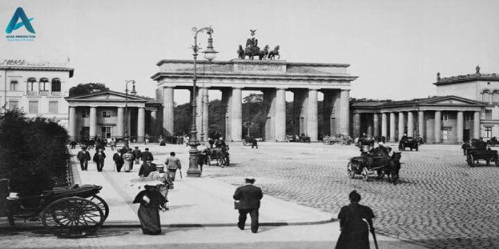 تاریخچه شهر برلین