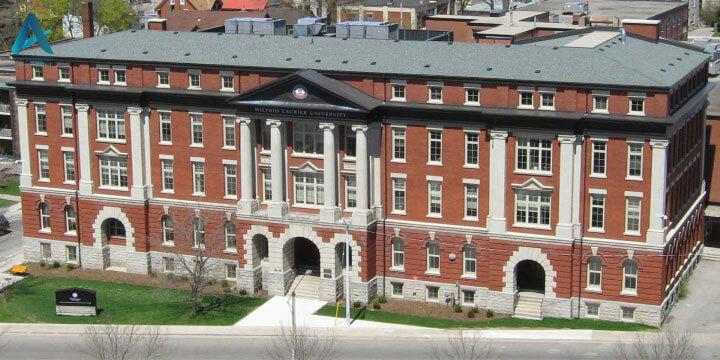 دانشگاه ویلفرد لوریر