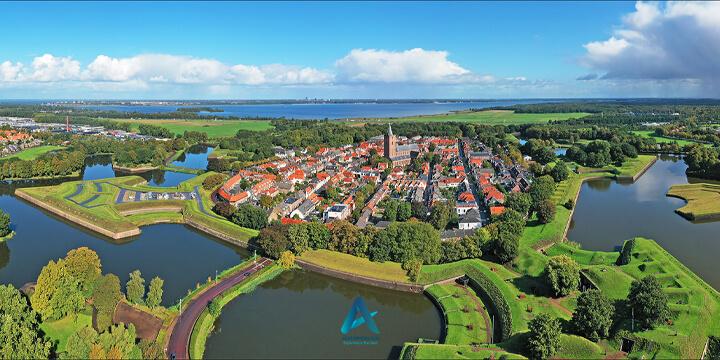 خط آب جدید هلند