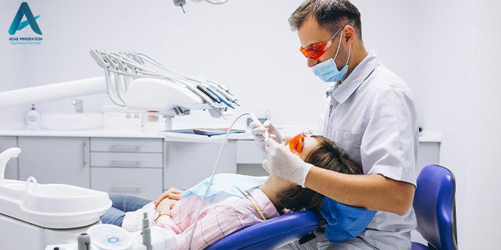 آینده شغلی دندانپزشکی در استرالیا