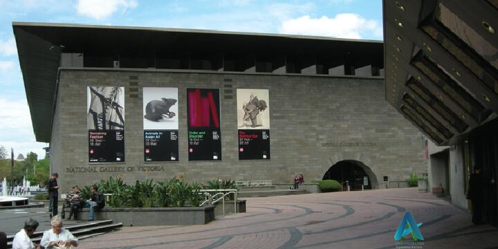 نگارخانه ملی ویکتوریا