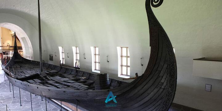 موزه کشتی وایکینگ