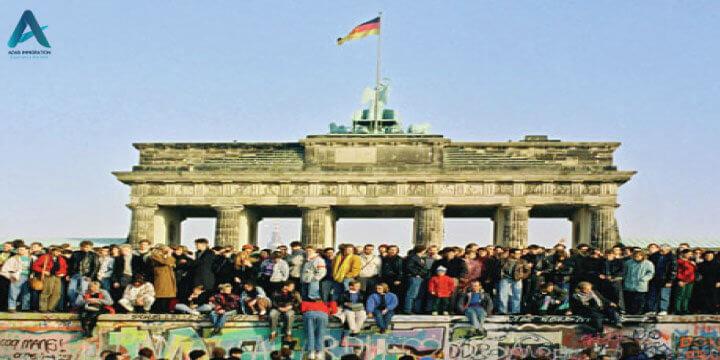 جمعیت و بافت فرهنگی برلین آلمان
